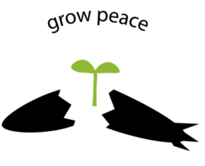 grow peace logo